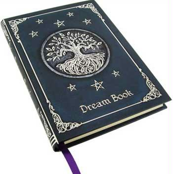 Azure Green BBBU144 Dream Journal